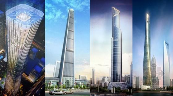 超高层建筑中的高科技
